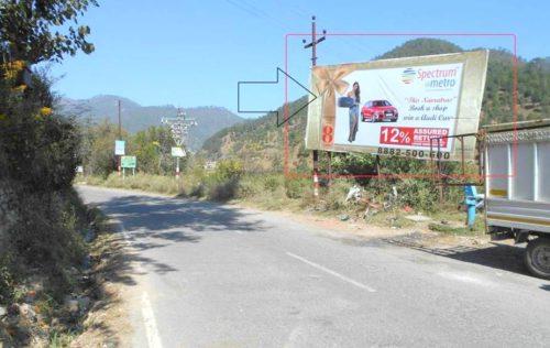 Hoarding Advertising in Someshwar, Hoarding Advertising in Uttarakhand, hoarding advertising in Almora, Hoardings in Almora, outdoor advertising in Almora