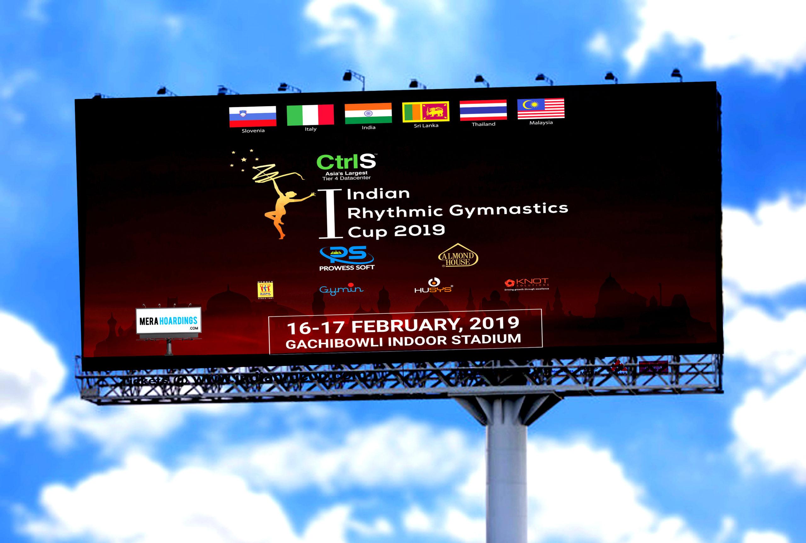 indian gymnastics cup