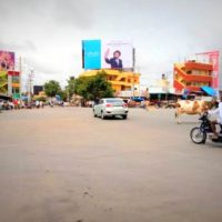 Hoarding design in Srirampura | Hoarding ads in Mysuru
