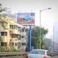 Unipole in Worli Mela Flyover | Hoarding advertising companies in Mumbai