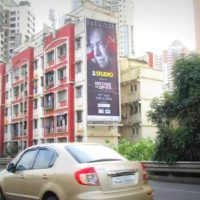Hoarding design in Lower Parel Flyover | Hoarding ads in Mumbai