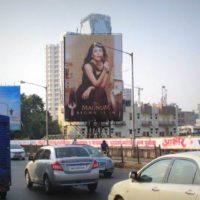 outdoor billboard in Dadar | airport advertising in Mumbai