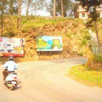 Advertising Boards in Lower Mallroad | Hoarding Boards in Haridwar