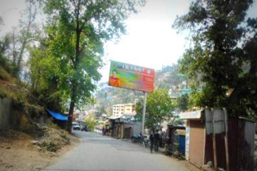 Outdoor Advertising in Mukteshwar | Hoarding ads in Nainital