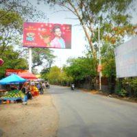 Hoarding Boards In Shushila Tiwari Hospital | Hoarding designs in Nainital