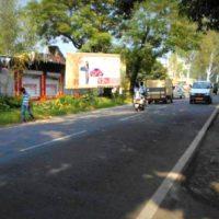 Hoarding design in Haldwani Fci Godan | Hoarding ads in Nainital