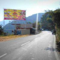 Hoarding design in Bhujiyaghat Dolmar | Hoarding ads in Nainital