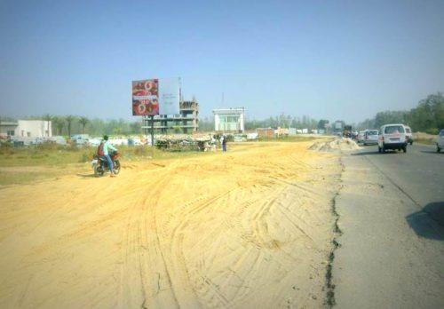 Hoarding Advertising in Bahadrabad, Haridwar | Hoarding Advertising Online Booking