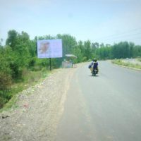 Hoarding Advertising in Bahadrabad Road, Haridwar | Hoarding Advertising Online Booking