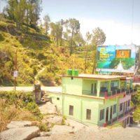 Hoarding Advertising in Lodiya Market | Hoarding Advertising cost in Haridwar