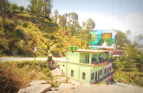 Hoarding Advertising in Lodiya Market   Hoarding Advertising cost in Haridwar