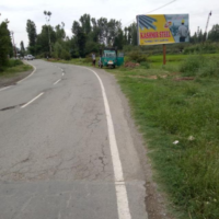 Hoarding Advertising in Srinagar Road | Hoarding Advertising cost in Srinagar