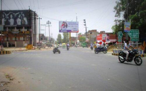 Hoarding Advertising in Maruti Estate | Hoarding Advertising cost in Agra