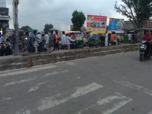 Online Hoarding booking in Kheriya | Advertising Hoardings in Agra