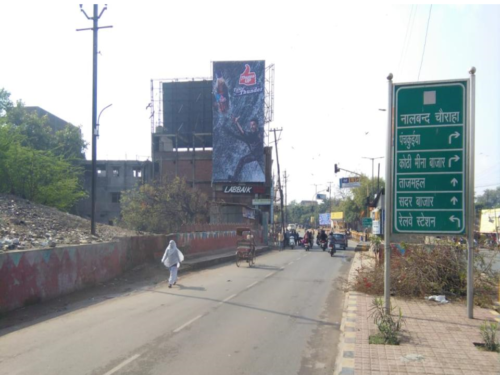 Hoarding Advertising in Nalband Xing   Hoarding Advertising cost in Agra