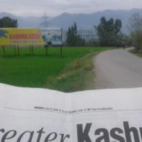 Billboard Advertising in Bandipore Exit | Billboard Hoarding in Srinagar