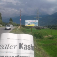 Billboard Advertising in Kangan NHW   Billboard Hoarding in Srinagar