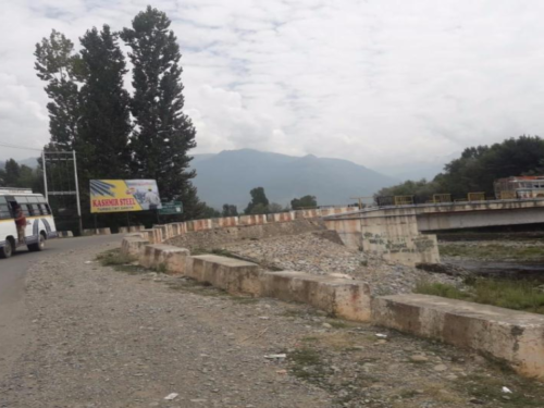Billboard Advertising in Bandipora Bridge | Advertising Boards in Srinagar