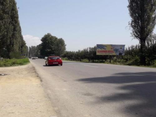 Billboard Advertising in Choora Highway | Billboard Hoarding in Srinagar