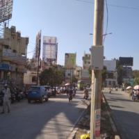 Billboard Advertising in Gajanan Mandir | Billboard Hoarding in Aurangabad
