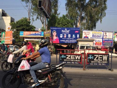 Billboard Ads in Shiv Chowk | Best Advertising Agency in Meerut