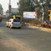 Advertising Board in Godwin School   Hoarding Boards in Meerut
