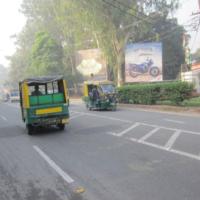 Hoarding in Metroplaza Way | Hoarding Advertising Companies in Meerut