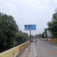 Unipole Ads in Victoria Park Rastha | Meerut Hoardings