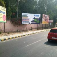 Billboard in University Rastha | Hoarding advertising agency in Meerut