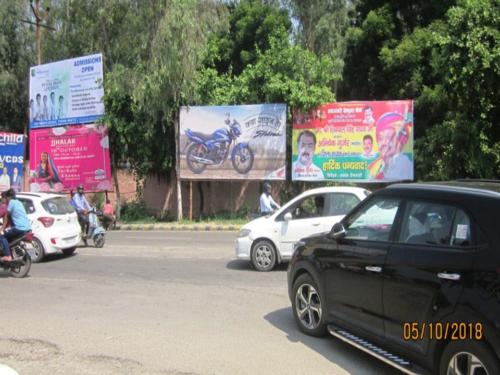 Hoarding Advertising in University Marg   Billboards Cost in Meerut
