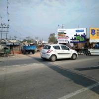 Hoarding Advertisement in Rangoli Road | Hoardings in Meerut