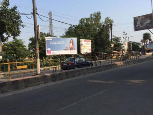 Advertisement Board in Roorke Road | Hoarding Ads in Meerut
