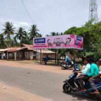 Hoarding Advertising in Nanjikottai | Bus Shelter cost in Thanjavur