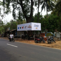 Bus Shelter Advertising in Puthu Road | Ooh Advertising Agency in Trichy