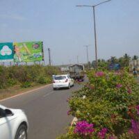Hoarding Board in Panvel Hwy Goa, Unipole ads in Panaji, hoarding advertising in Panaji, mall advertising in Goa, best advertising agency in Goa.